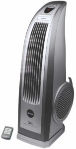 VITEK VT -1933 SR-I 120W High-Velocity 90-degree Rotating Tower Fan with Remote Control